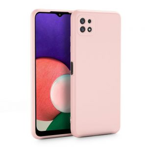 More A Series - Tech-protect Icon Samsung Galaxy A22 5G Pink - 1 - krytaren.sk