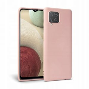 More M Series - Tech-protect Icon Samsung Galaxy M12 Pink - 1 - krytaren.sk