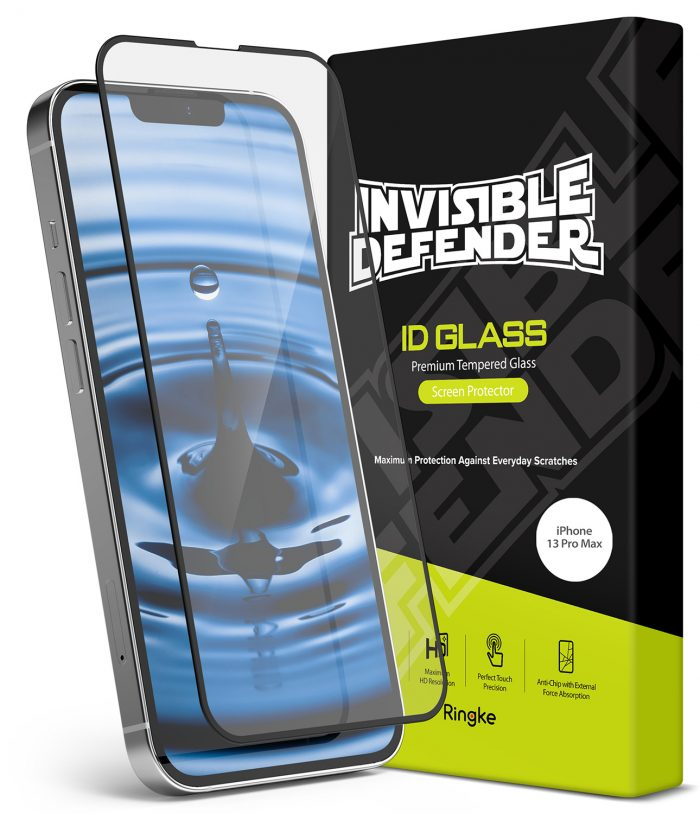iphone 13 pro max - ringke id glass apple iphone 13 pro max full cover - 1 - krytaren.sk
