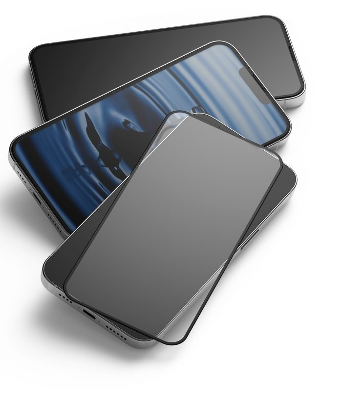 iphone 13 pro max - ringke id glass apple iphone 13 pro max full cover - 2 - krytaren.sk