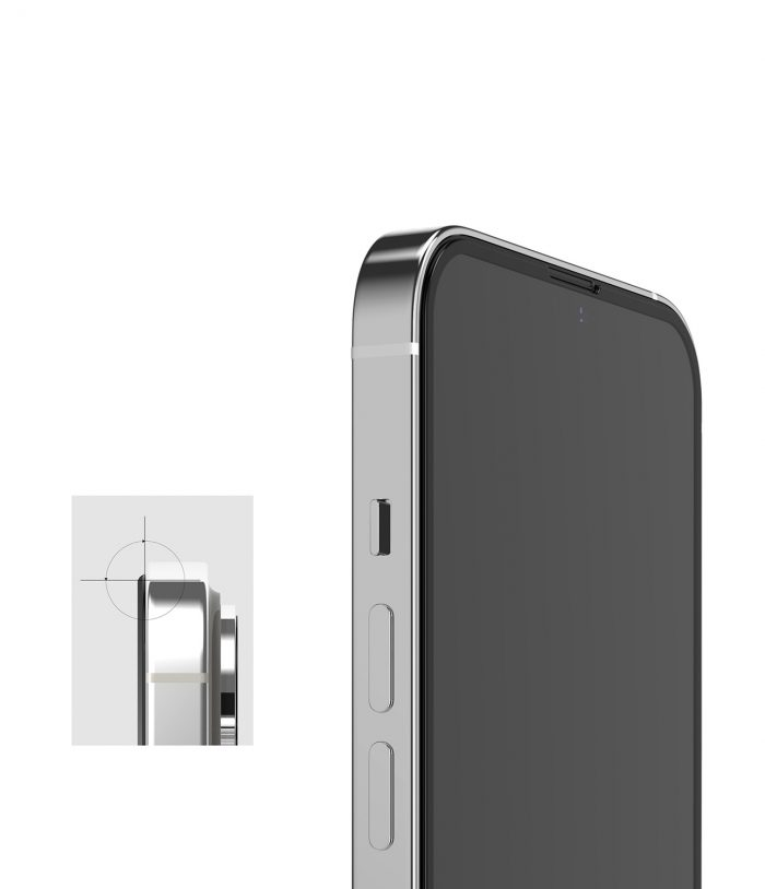 iphone 13 pro max - ringke id glass apple iphone 13 pro max full cover - 4 - krytaren.sk
