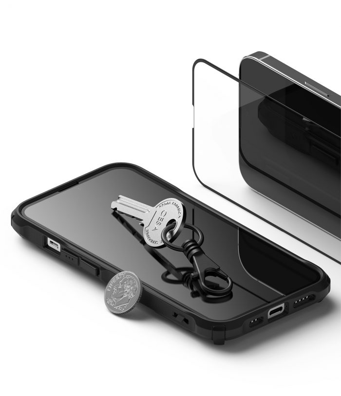 iphone 13 pro - ringke id glass apple iphone 13/13 pro full cover - 6 - krytaren.sk