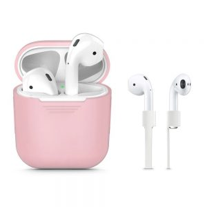 AirPods - Tech-protect Iconset Apple AirPods Pink - 1 - krytaren.sk