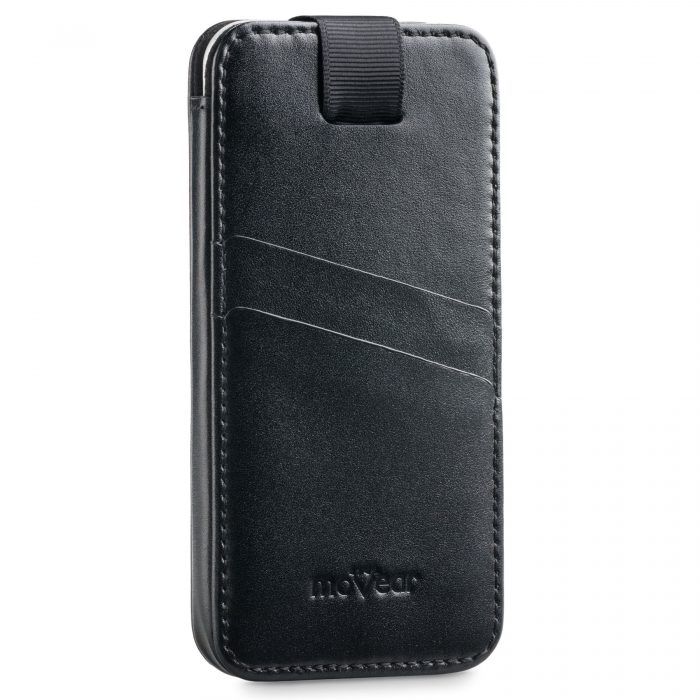 universal cases - movear pocketcase c+ m smooth leather black - 3 - krytaren.sk