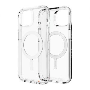 iPhone 13 - GEAR4 Crystal Palace Snap MagSafe Apple iPhone 13 (clear) - 2 - krytaren.sk