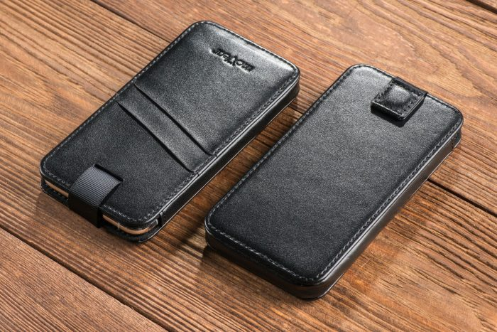 universal cases - movear pocketcase c+ m smooth leather black - 5 - krytaren.sk