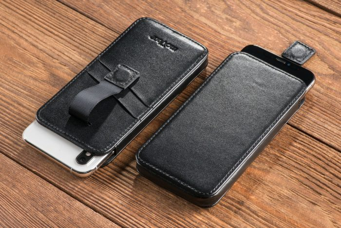 universal cases - movear pocketcase c+ m smooth leather black - 9 - krytaren.sk