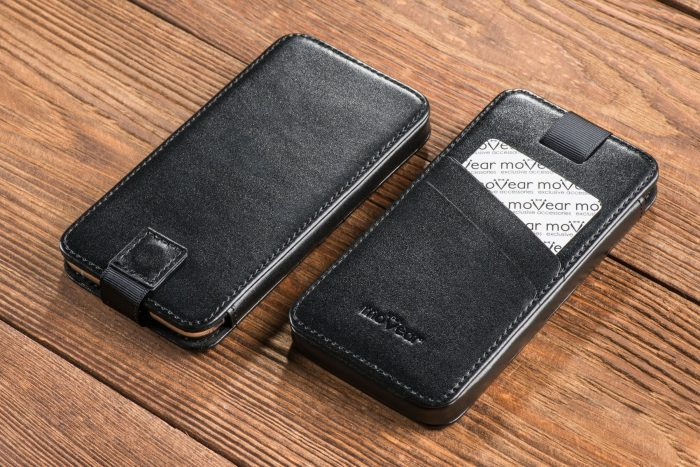 universal cases - movear pocketcase c+ m smooth leather black - 10 - krytaren.sk