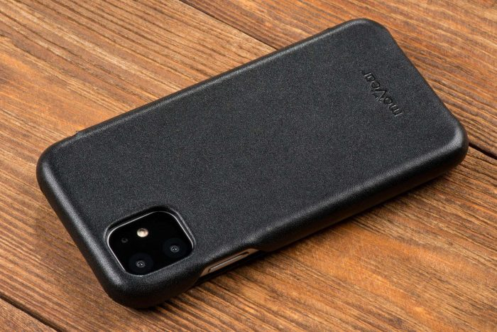 iphone 11 pro max - movear flipside s apple iphone 11 pro max smooth leather black - 8 - krytaren.sk