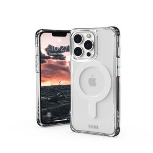 iPhone 13 Pro Max - UAG Urban Armor Gear Plyo Apple iPhone 13 Pro Max MagSafe (clear) - 1 - krytaren.sk