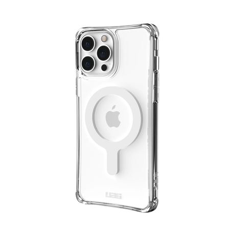 iphone 13 pro max - uag urban armor gear plyo apple iphone 13 pro max magsafe (clear) - 4 - krytaren.sk