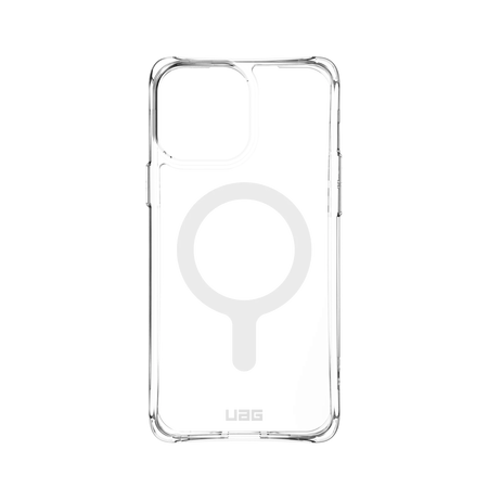 iphone 13 pro max - uag urban armor gear plyo apple iphone 13 pro max magsafe (clear) - 6 - krytaren.sk