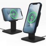 Wireless chargers - Mophie Snap+ Wireless Charging Stand MagSafe/Android 15W - 1 - krytaren.sk