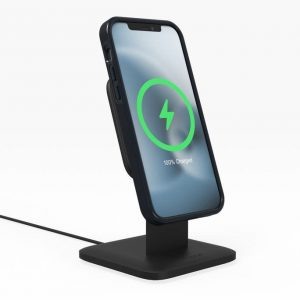 Wireless chargers - Mophie Snap+ Wireless Charging Stand MagSafe/Android 15W - 2 - krytaren.sk